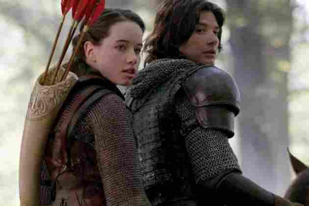 Las crónicas de Narnia: el principe Caspian