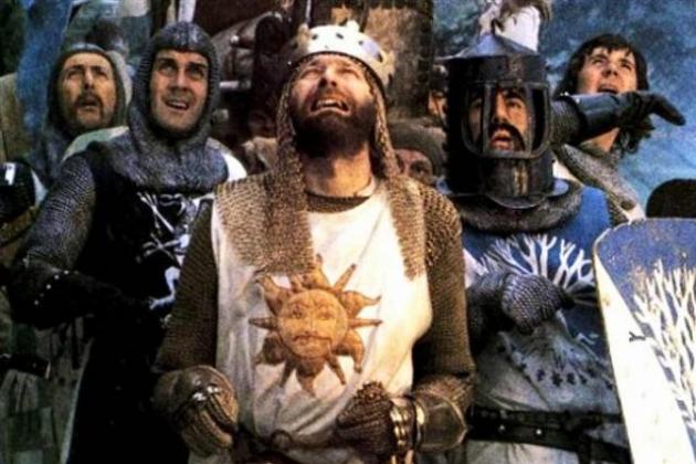 Monty Python dan Cawan Suci