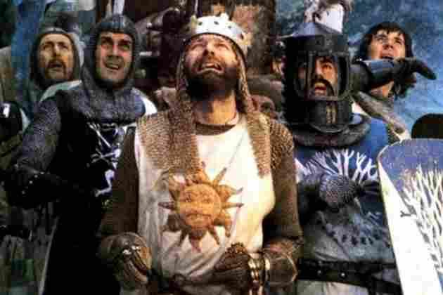 Monty Python y el Santo Grial