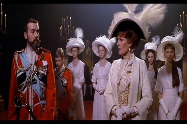 Nicholas y Alexandra