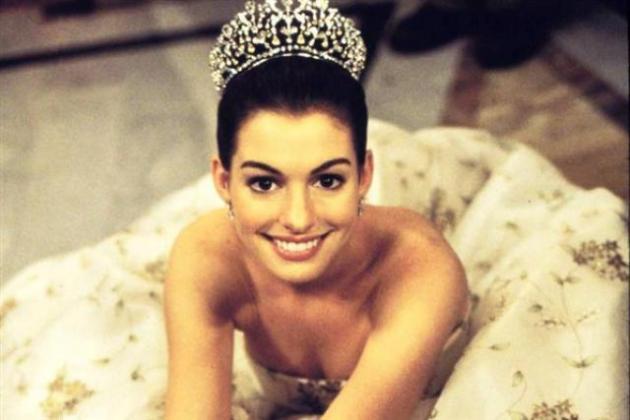 Princesa de surpresa (2001)
