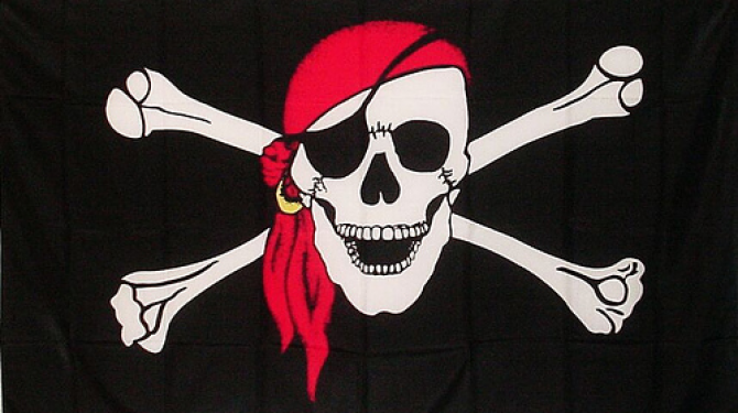 The most famous and bloodthirsty pirates in history