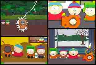 Kenny in `` South Park´´