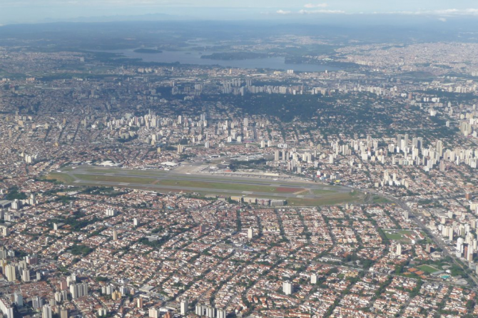 Congonhas, Sao Paulo (Brazilië)