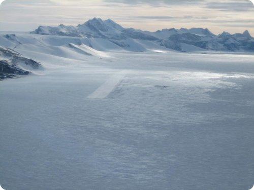 Ice Runway (Antarctic)