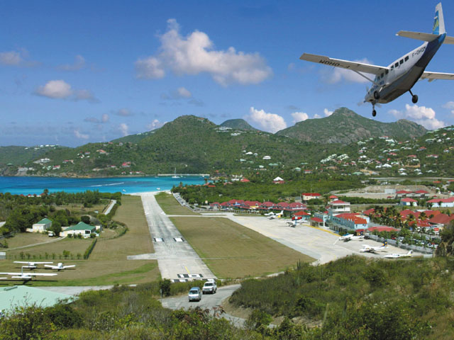 Saint Marteen, Saint-Barthélemy (West Indies)