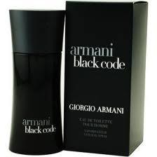 BLACK CODE BY GIORGIO ARMANI