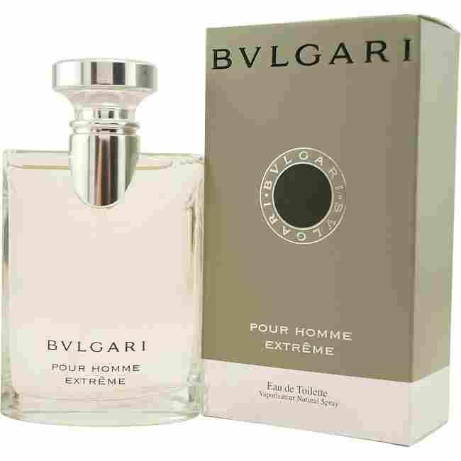 EXTREME BY BVLGARI