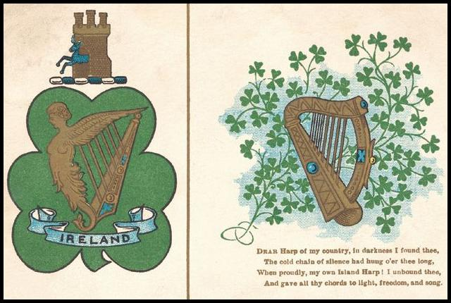 La magie de la harpe celtique