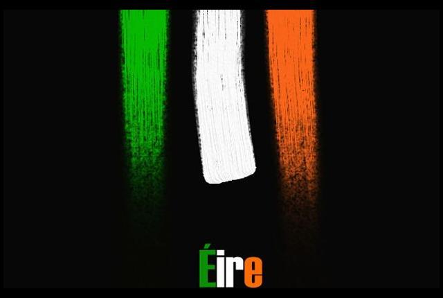 Origine du nom Irlande