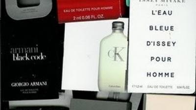 The best men's perfumes