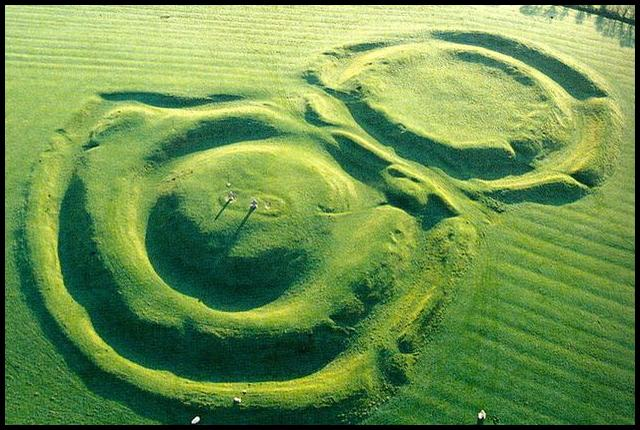 The mysterious hill of Tara