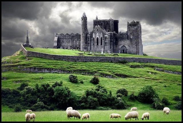 Why are there so many castles in Ireland?