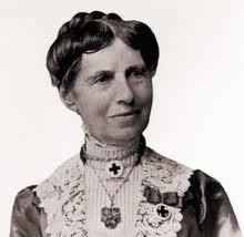 Clara Barton (1821 - 1912, United States)