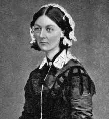 Florence Nightingale (1820 - 1910, Italy)