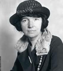 Margaret Sanger (1879 – 1966, Estados Unidos)