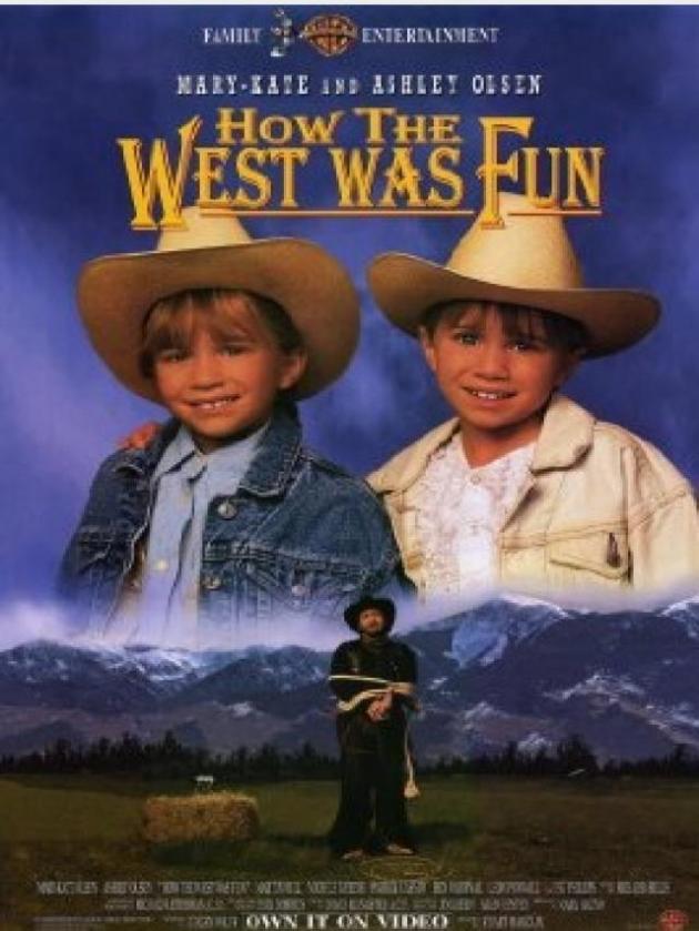 Dos en el oeste