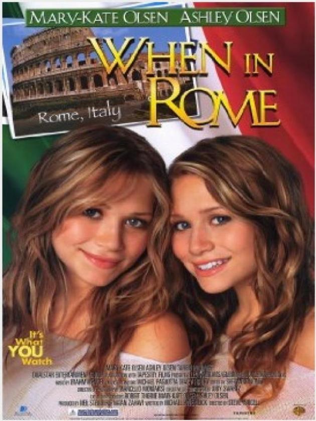 Verano en Roma