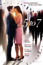 Von 5 bis 7: Eine etwas andere Liebesgeschichte