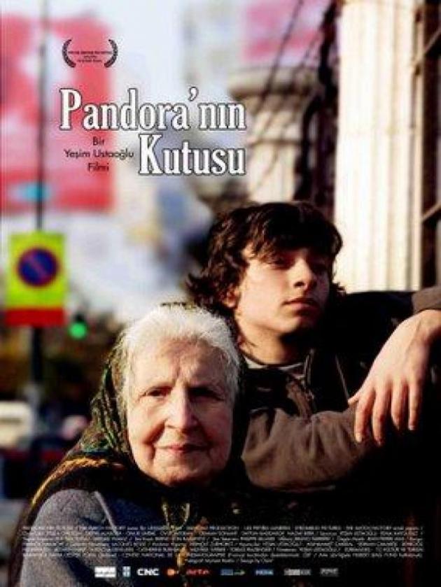 La boîte de Pandore (2008)