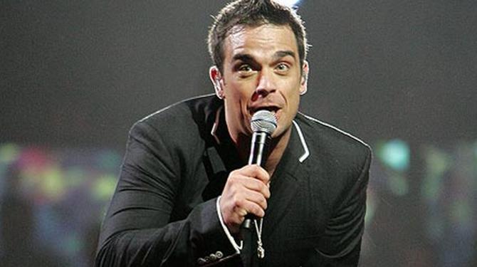 Robbie Williams bästa romantiska låtar