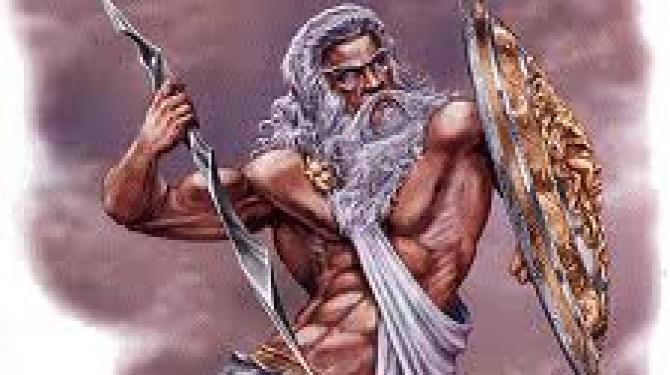 Самые известные персонажи греческой мифологии