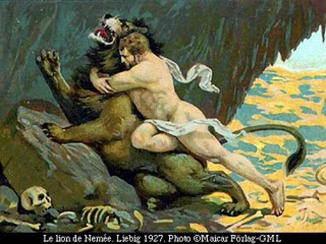 Hercule / Héraclès
