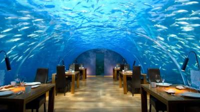 世界十大最昂贵的餐厅