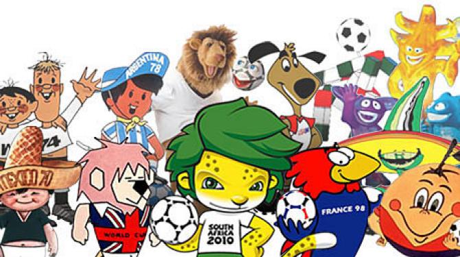 Maskot Piala Dunia yang paling teringat