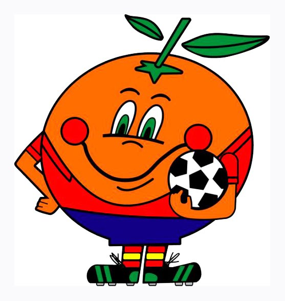 Naranjito - Spanje 82