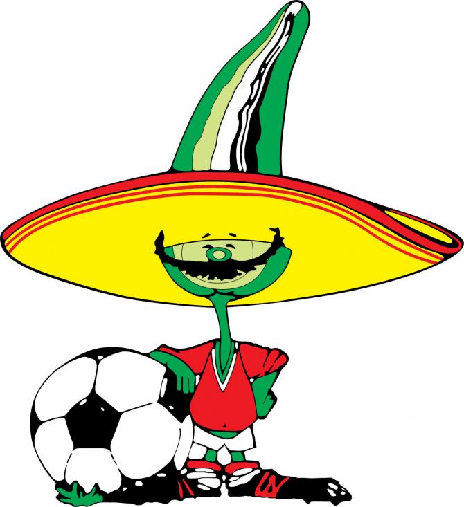 Pique - Mexiko 86
