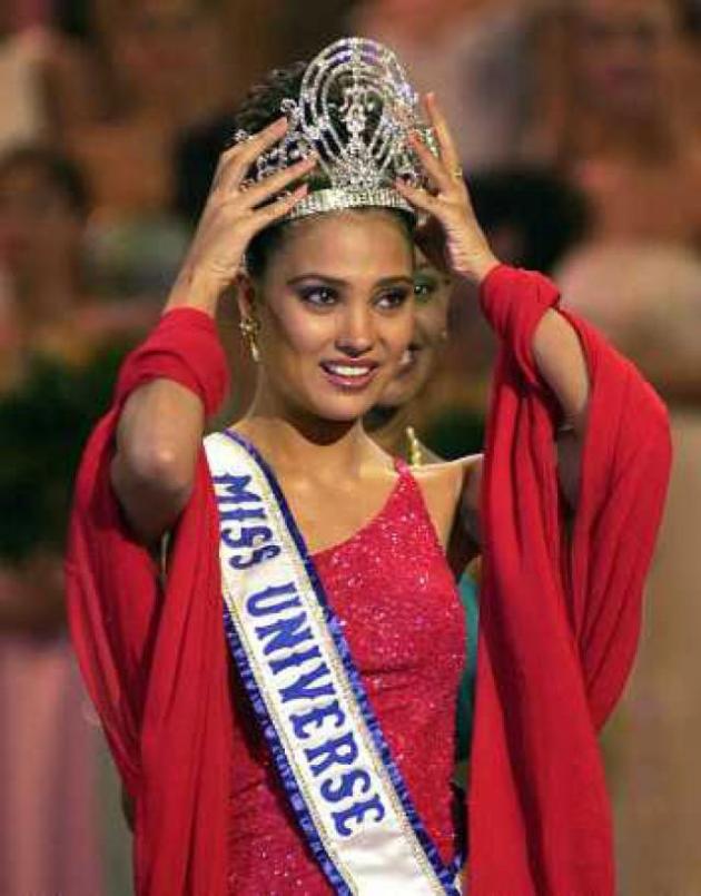 Lara Dutta (Universo Miis 2000, Índia)
