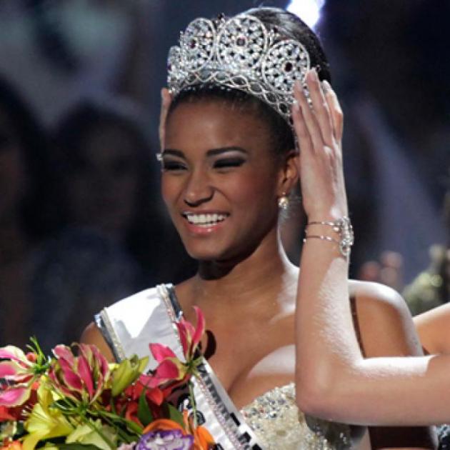 Leila Lopes (Miss Universo 2011, Angola.)
