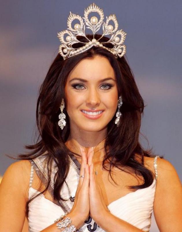 Natalie Glebova (Miss Universo 2005, Canadá.)