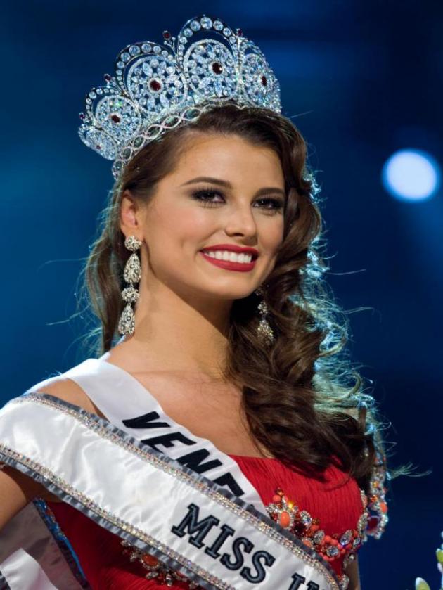 Stefanía Fernández (Miss Universo 2009, Venezuela.)