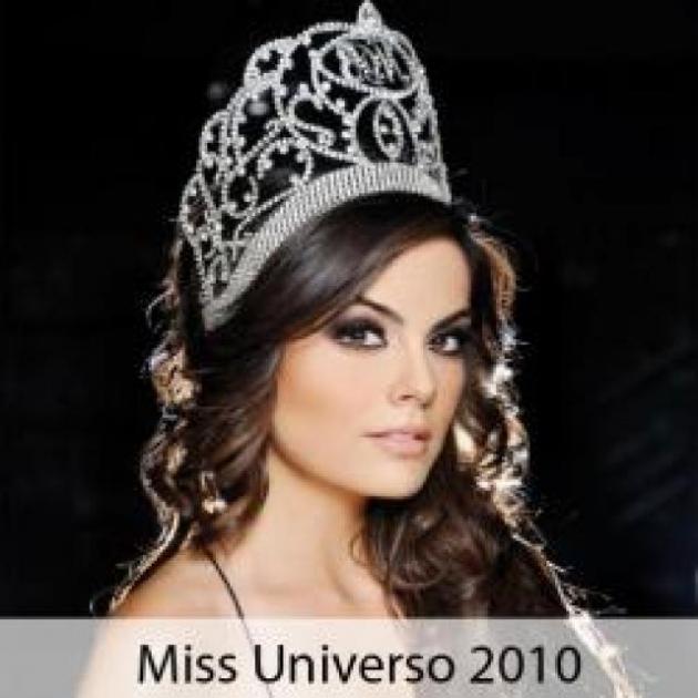Ximena Navarrete (Miss Universo 2010, México.)