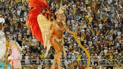 世界上最好的5个狂欢节