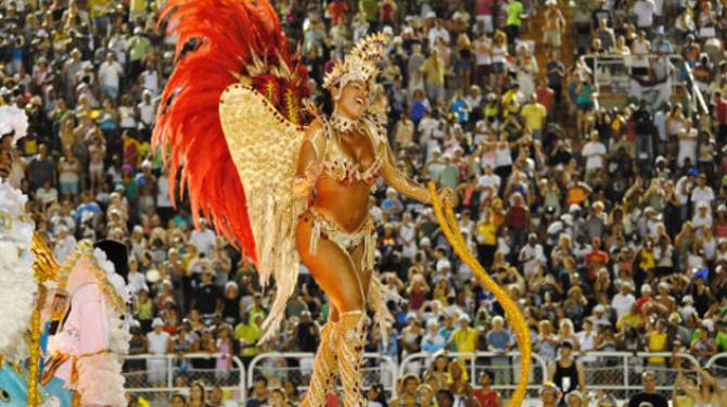 Les 5 meilleurs carnavals du monde