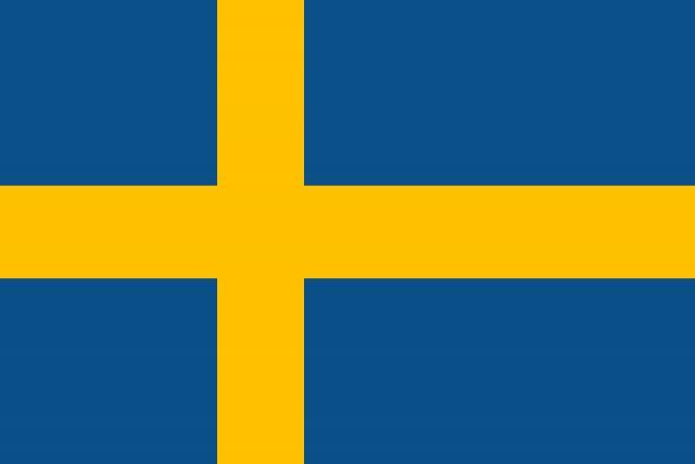 Гимн Швеции!