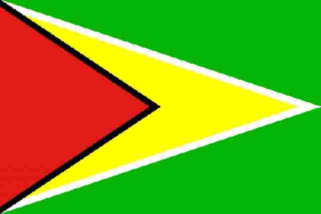National Anthem of Guyana.!