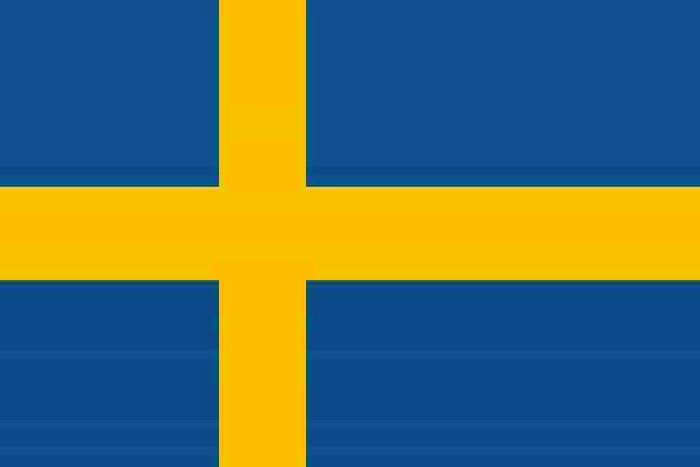 National Anthem of Sweden.!