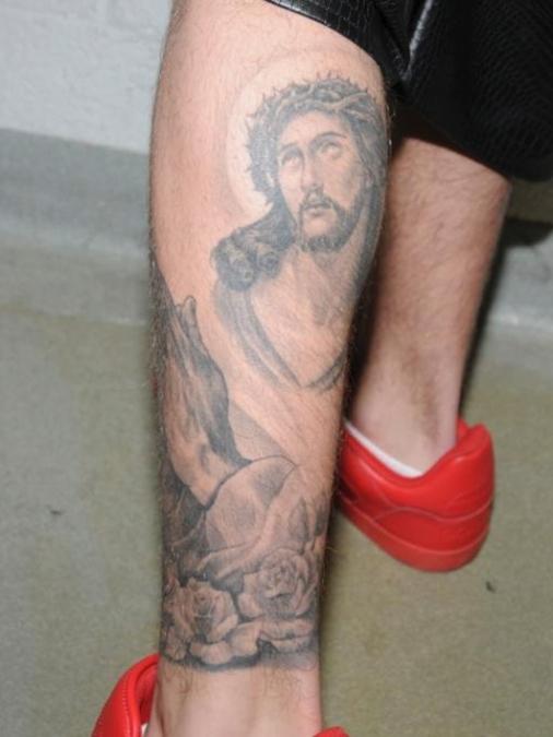JESUS CHRIST CORONADO DE ESPINAS