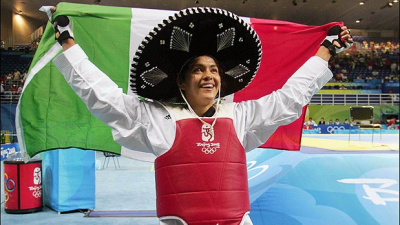 Лучшие мексиканские спортсмены сегодня