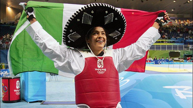 Die besten mexikanischen Athleten von heute
