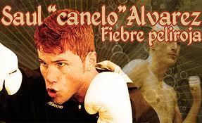 Saul Canelo Alvarez