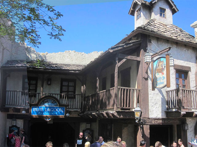 Ресторан Blue Lagoon