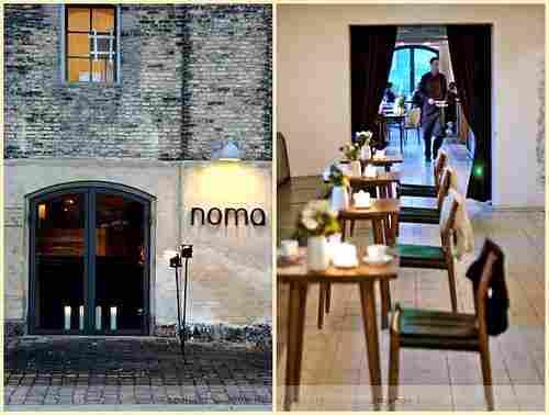 Noma - Copenhague (Dinamarca)