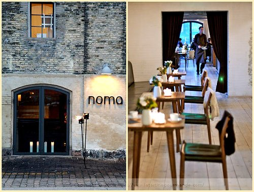 Noma - Kopenhagen (Denemarken)