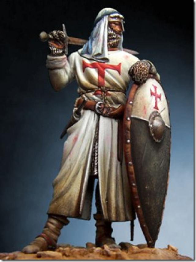 Рыцарский тамплиер