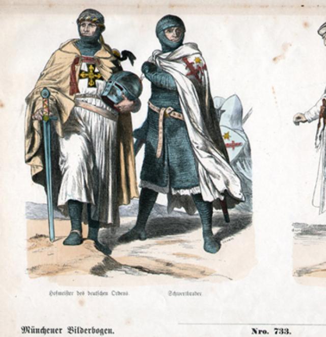 Ливонские братья меча